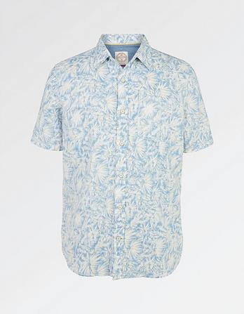 Crookham Print Shirt