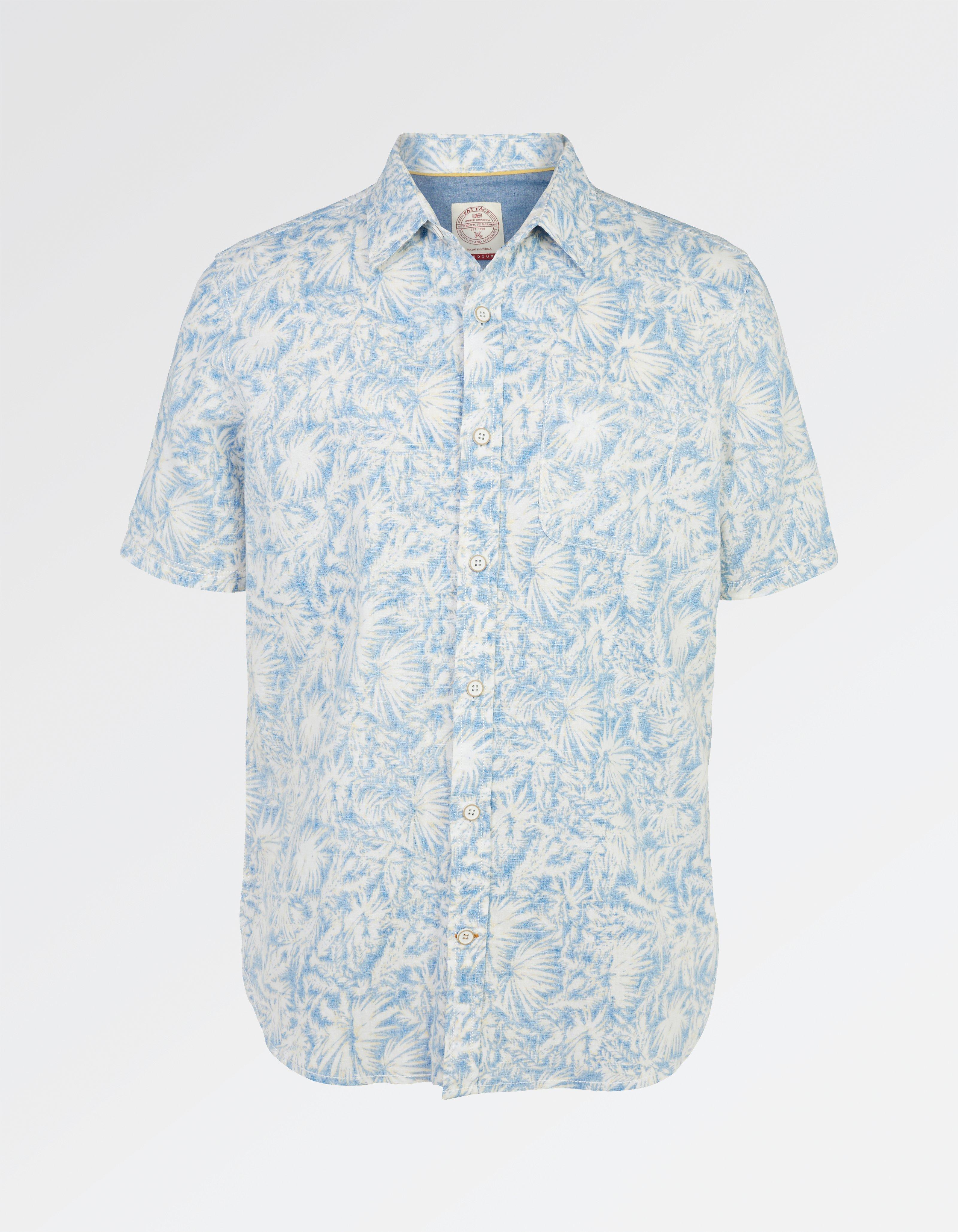 Crookham Print Shirt