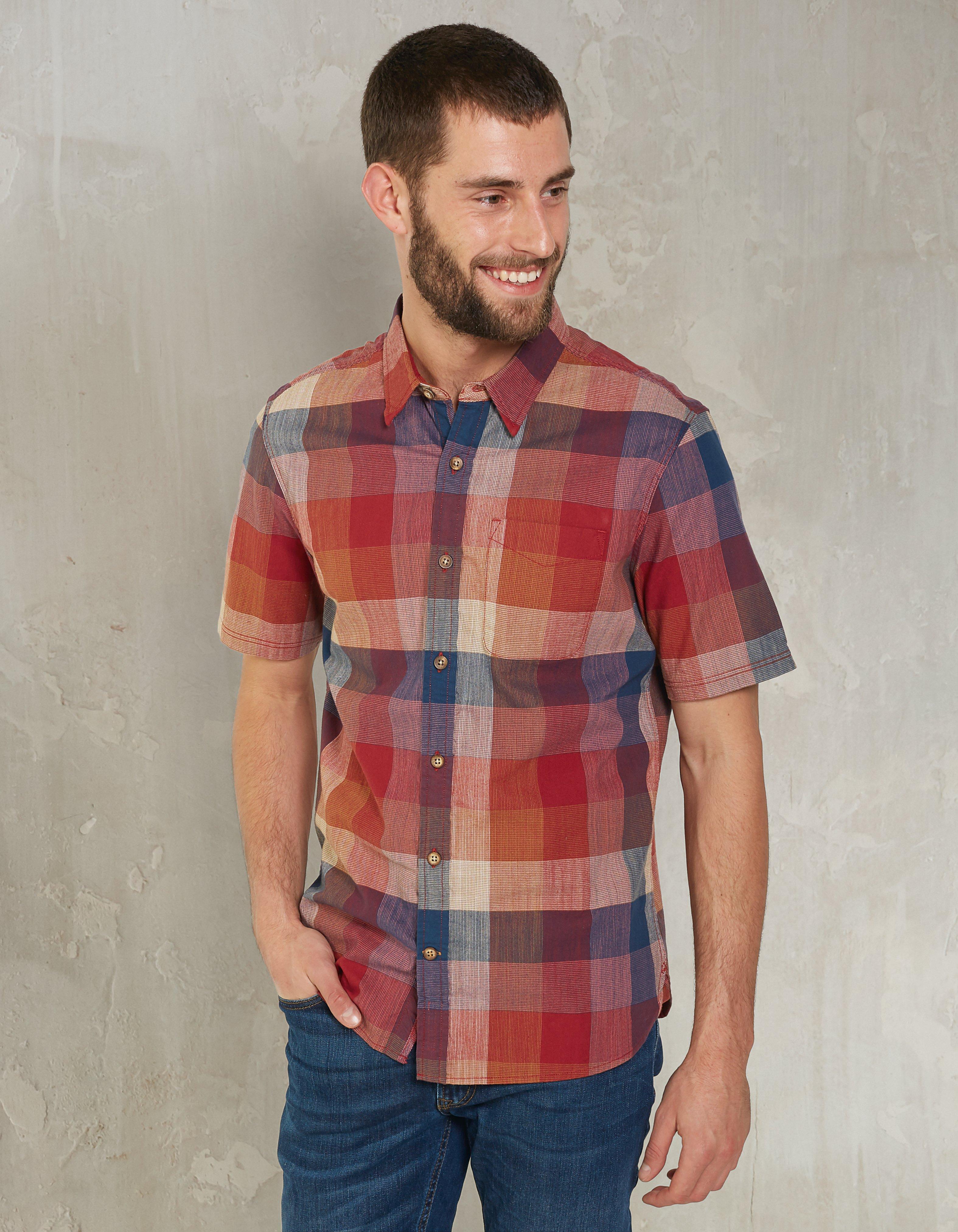 Cheriton Check Shirt