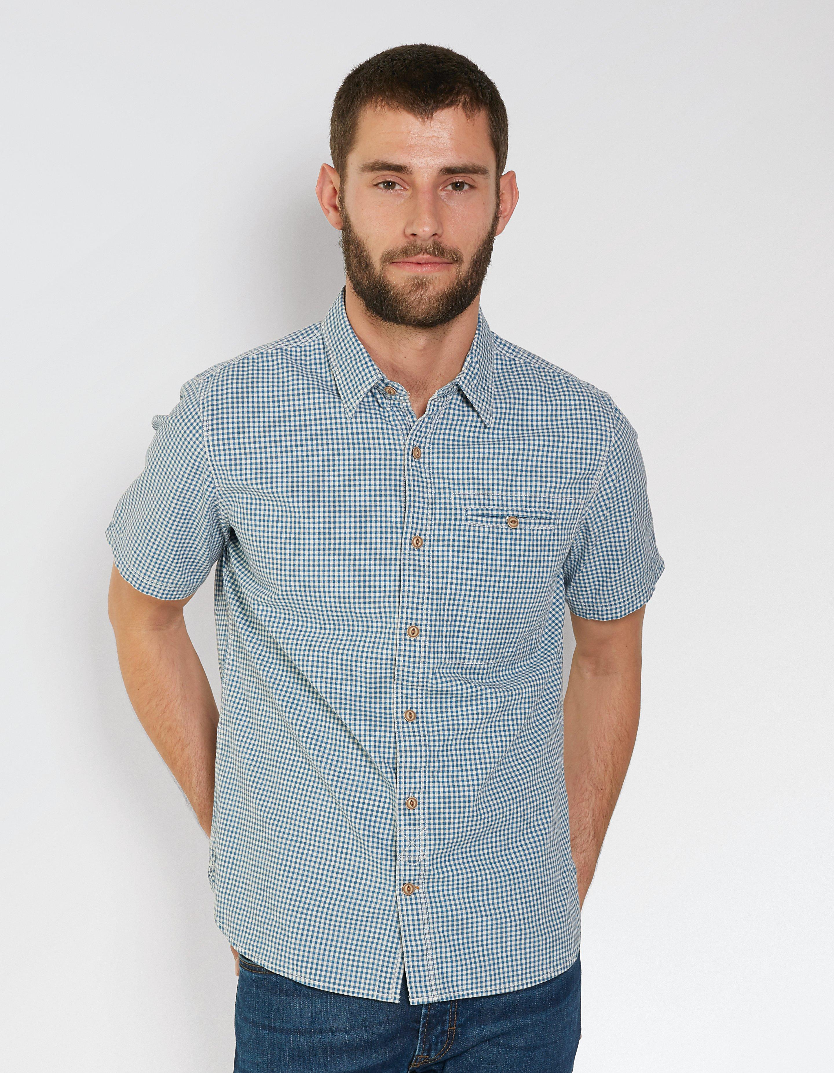 Crowfoot Gingham Shirt