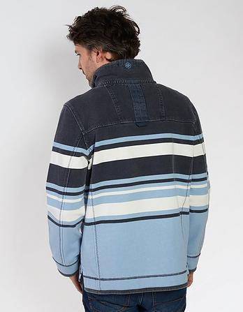 Airlie Stripe Sweat