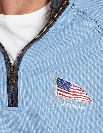 Chatham Pocket Airlie Sweatshirt