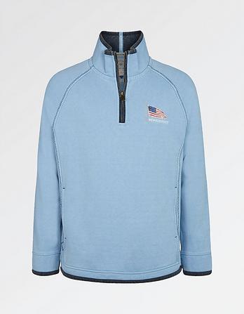 Newburyport Pocket Airlie Sweatshirt
