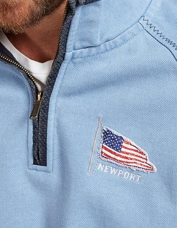 Newport Pocket Airlie Sweatshirt