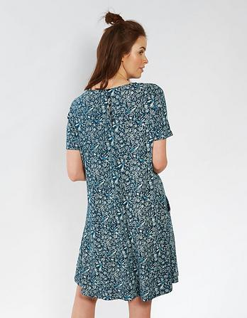 Simone Linear Garden Dress