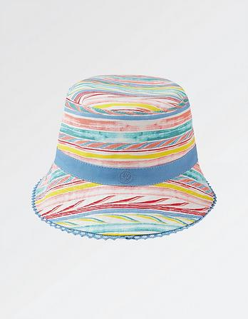 Rock Print Bucket Hat