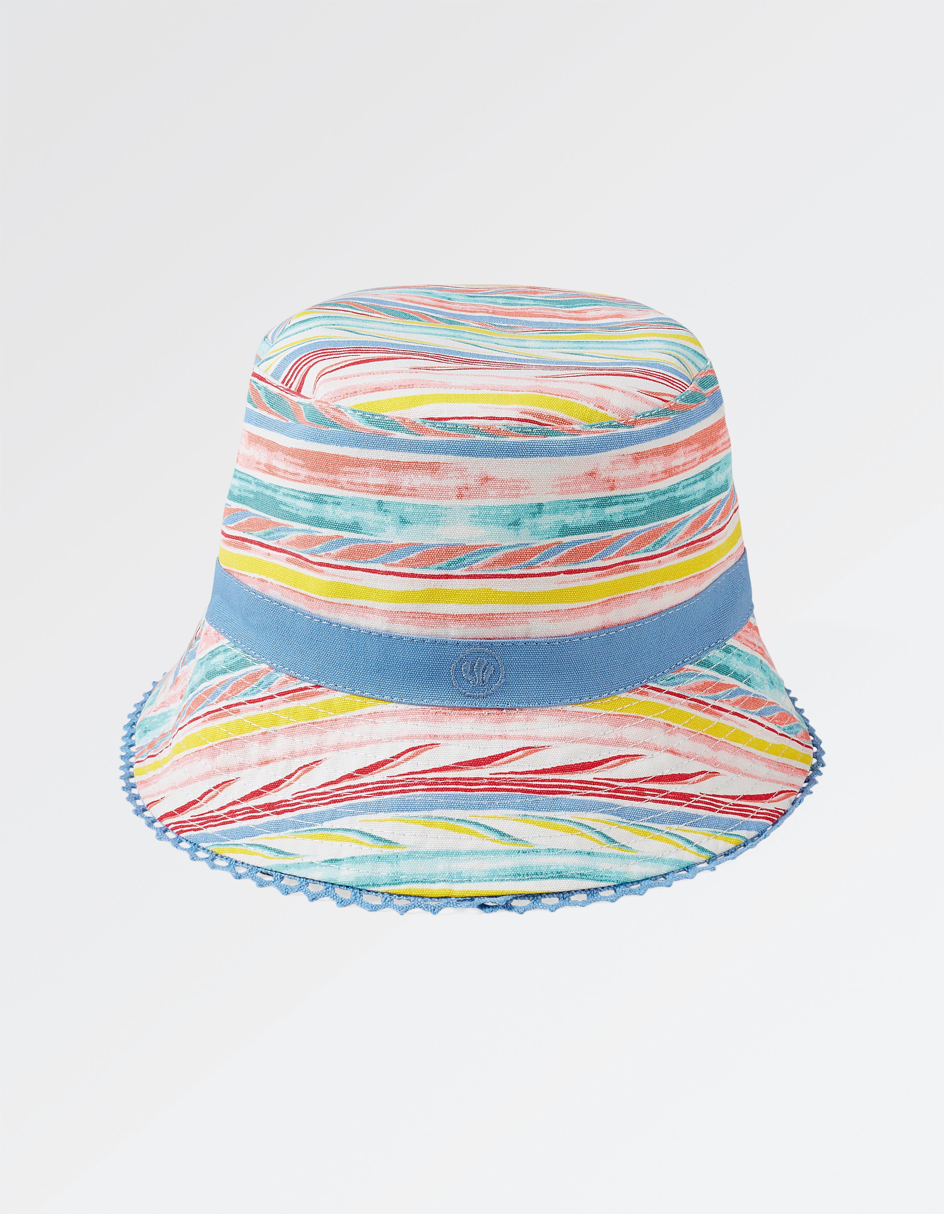 Rock Print Bucket Hat