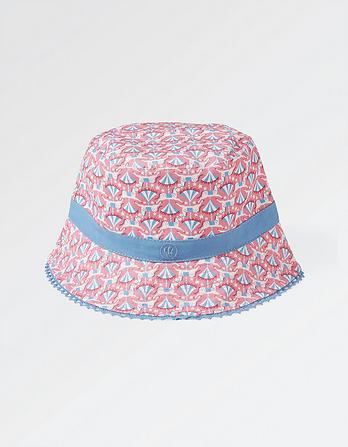 Funfair Print Bucket Hat
