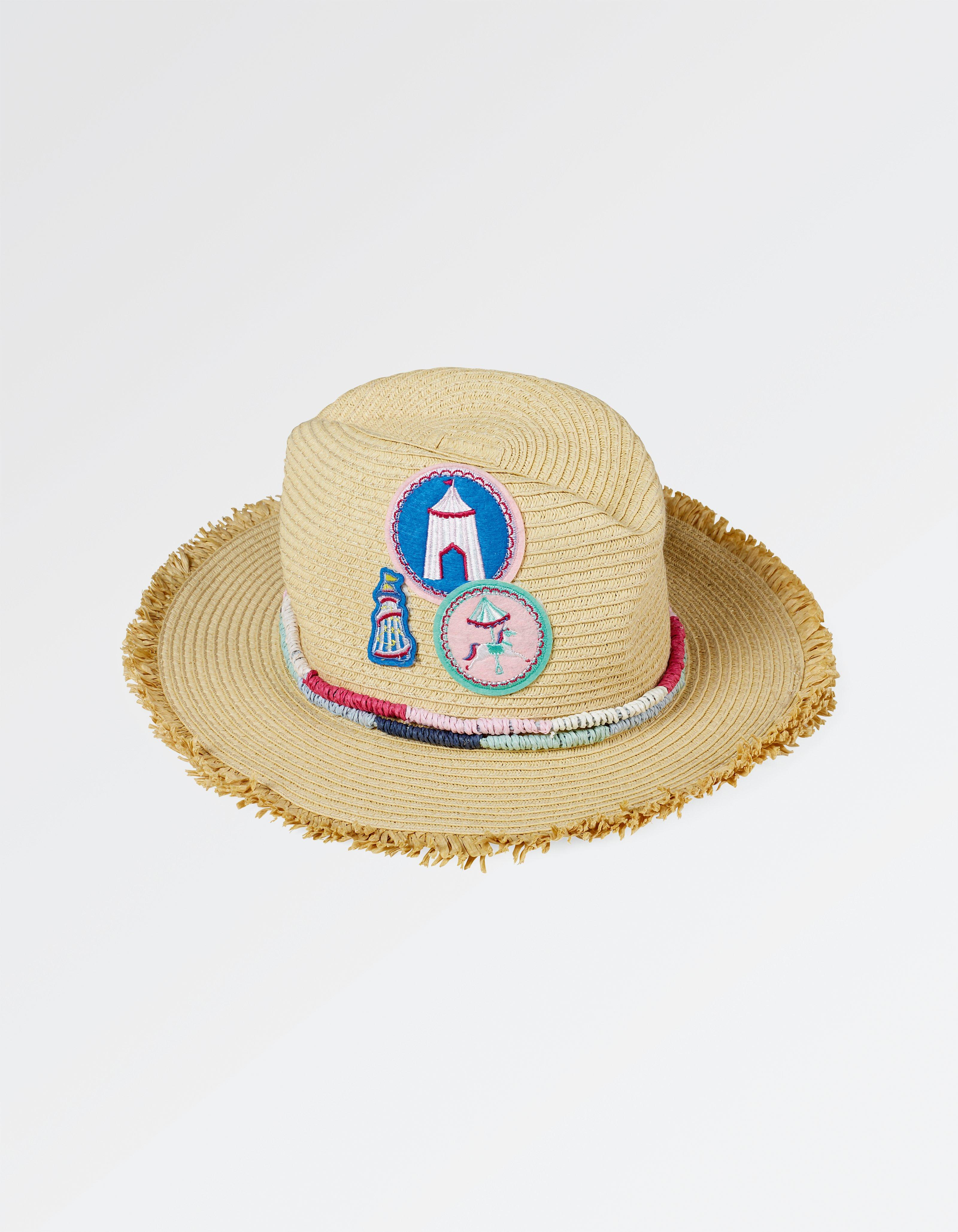 Girls Badge Cowboy Hat