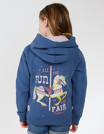 Funfair Graphic Hoody