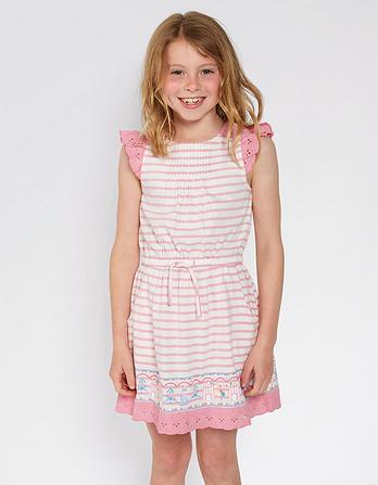 Maisy Stripe Dress