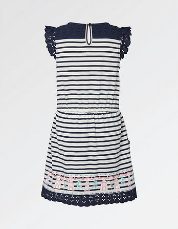 Maisy Stripe Dress