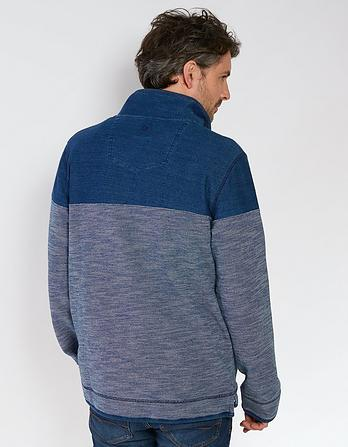 Houghton Half Neck Sweatshirt