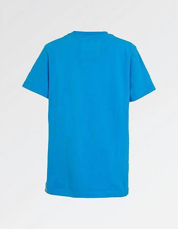 Wave Rider Graphic T-Shirt