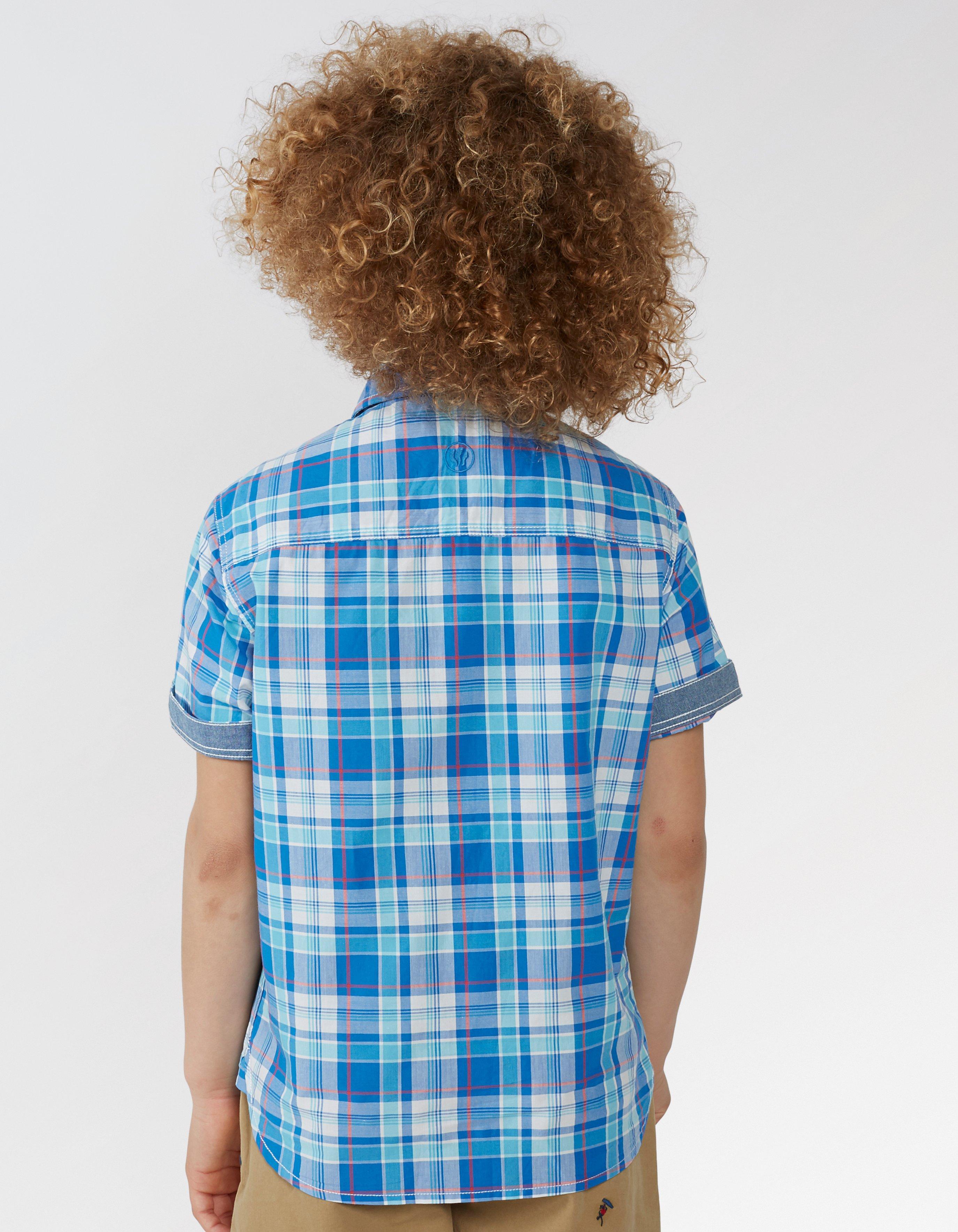Alfie Check Shirt