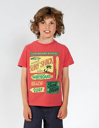 Surf Shack Graphic T-Shirt