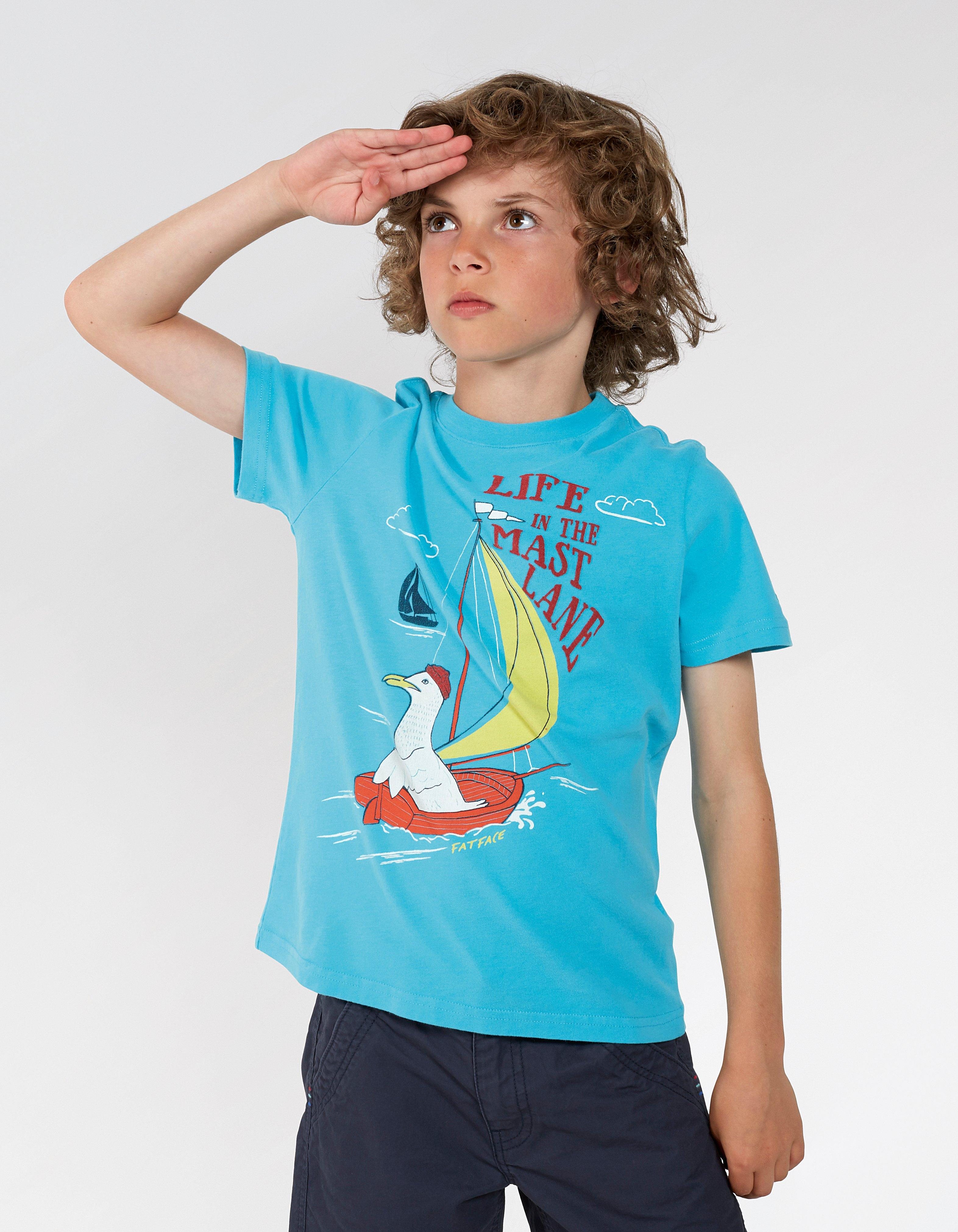 Life in the Mast Lane T-Shirt