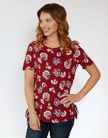 Sari Floral T-Shirt