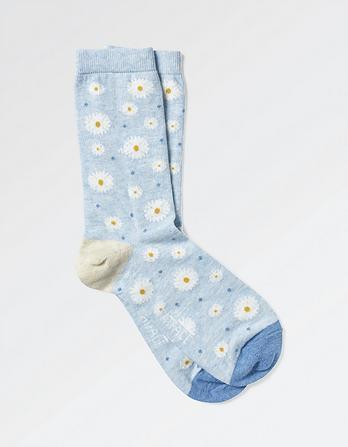 One Pack Daisy Socks