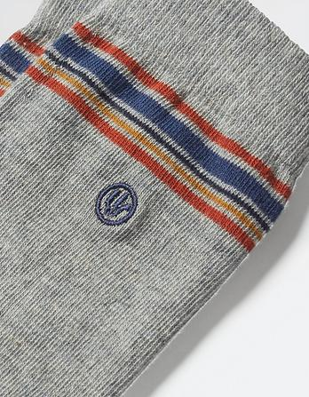 One Pack Harry Stripe Socks