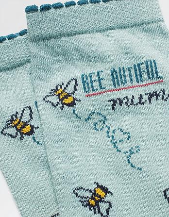 One Pack Beautiful Mum Socks