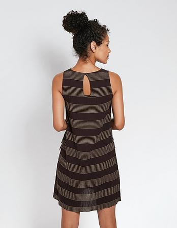 Alison Stripe Dress