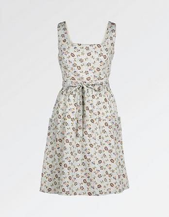 Serena Trailing Floral Dress