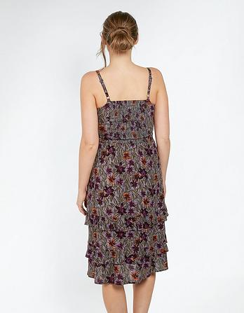 Paige Jungle Floral Dress