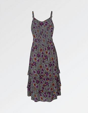Paige Jungle Floral Dress