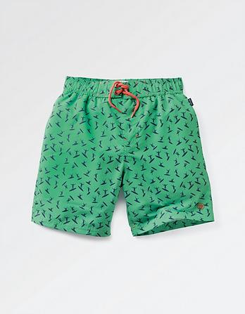 Surf's Up Board Shorts