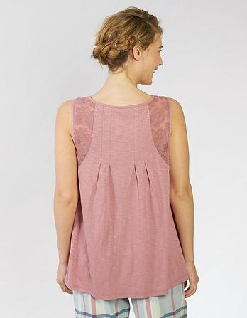 Pretty Lace Cami