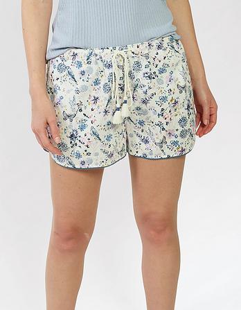 Bird Pyjama Shorts