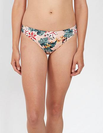 Tropical Bloom Classic Bikini Bottoms