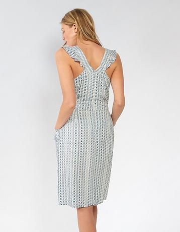 Robyn Watercolour Dress