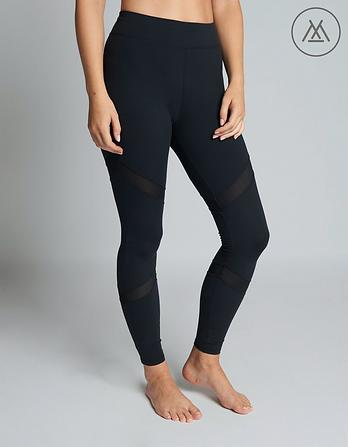 Athleisure Jessica Mesh Leggings