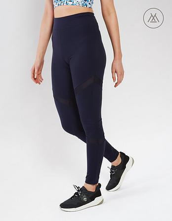Athleisure Jessica Mesh Leggings