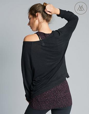 Athleisure Kelly Relaxed Yoga Top