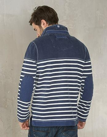Airlie Breton Stripe Sweat