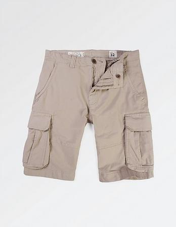 Ripstop Cargo Shorts
