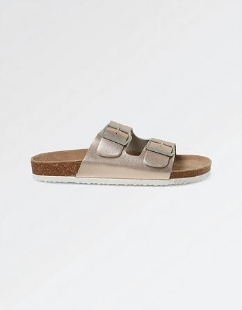 Meldon Double Strap Sandals