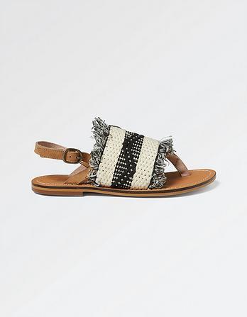 Penarth Woven Sandals
