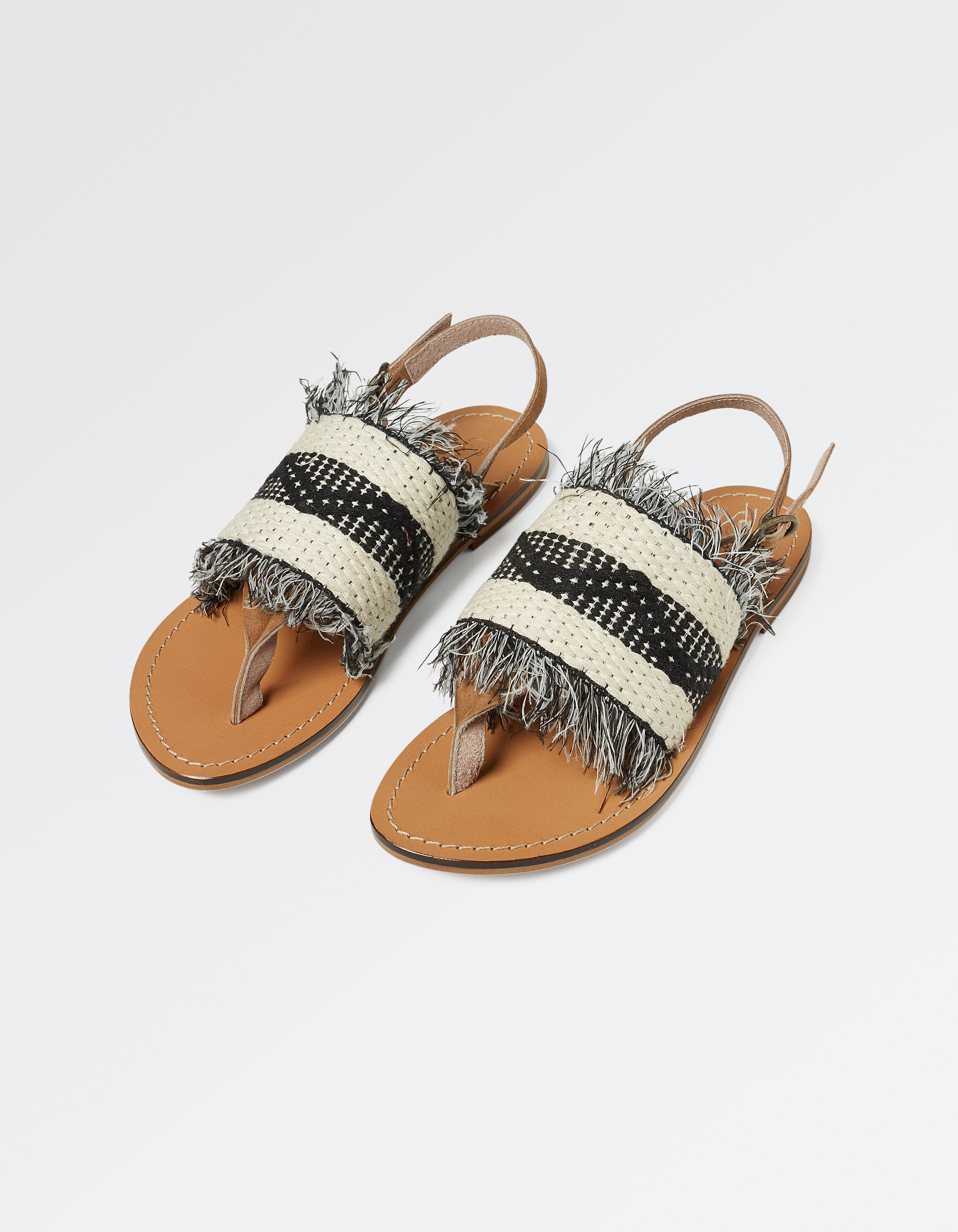 Penarth Woven Sandal