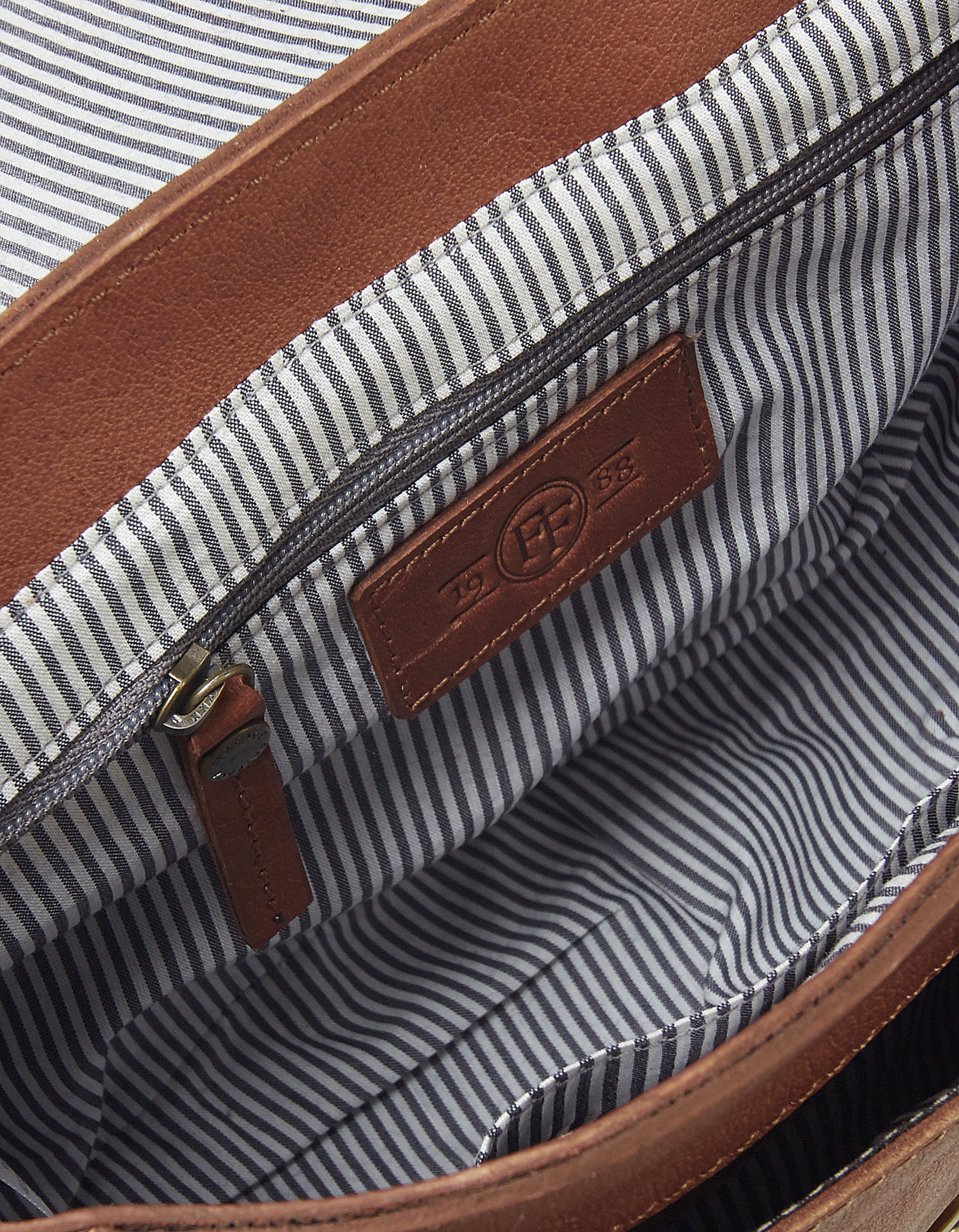 Sammy Leather Saddle Bag