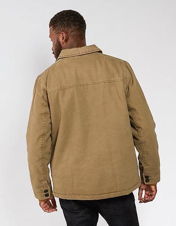 Polzeath Cotton Worker Jacket