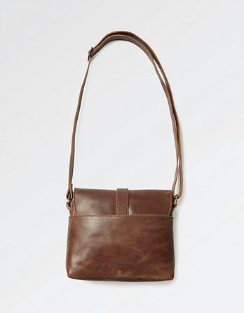 Cassie Leather Cross Body Bag