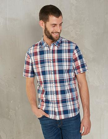 Nailsea Check Shirt