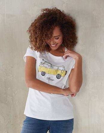 Vw Campervan T Shirt