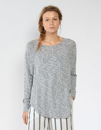 Marled Weston Soft Crew Neck Sweatshirt