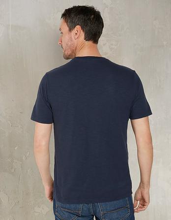 30 Years Stamp Organic Cotton Graphic T-Shirt
