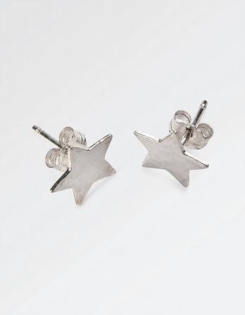 The Old Farmhouse Star Stud Earrings